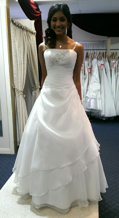 Cizzy Bridal Dress