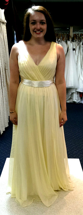 Jadore Bridesmaid Dress