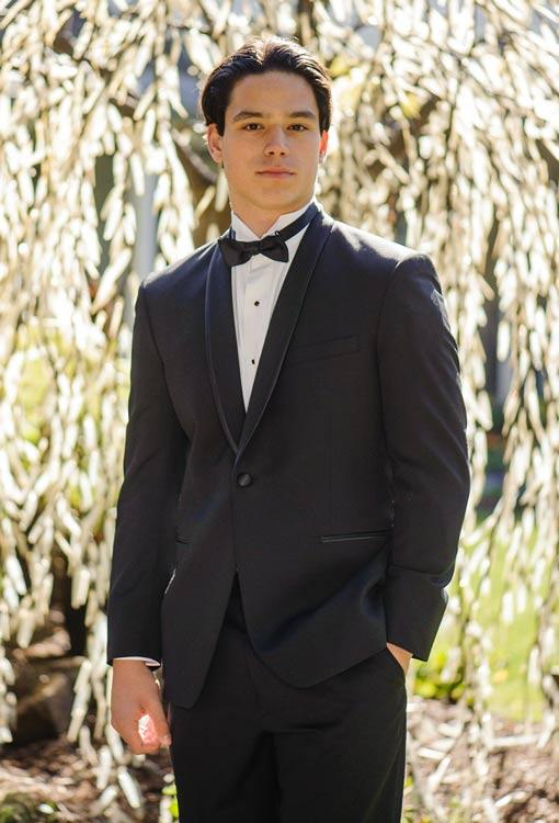 Shawl Collar Tuxedo IKE Behar