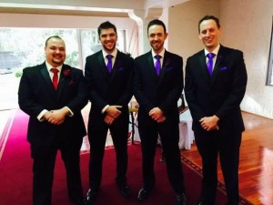 James & Aimee wedding