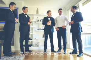 Our Groomsmen & Groom